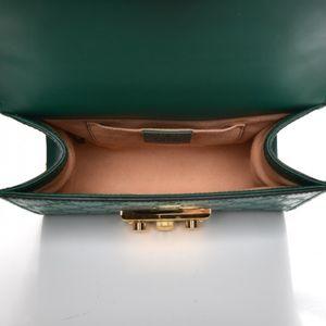 Gucci Bags - Gucci Padlock Small Signature Shoulder Bag